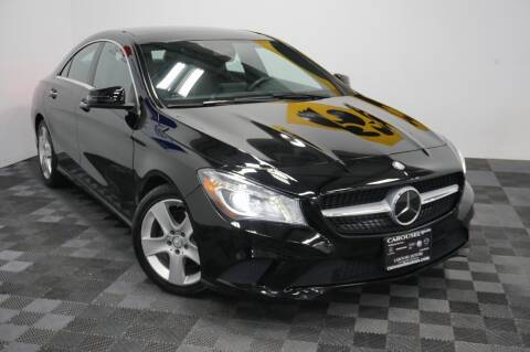 2015 Mercedes-Benz CLA for sale at Carousel Auto Group in Iowa City IA