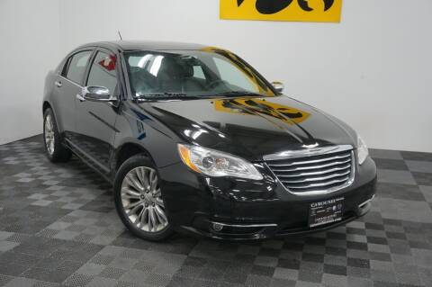 2011 Chrysler 200 for sale at Carousel Auto Group in Iowa City IA