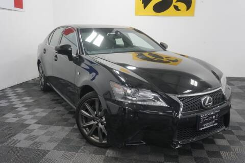 2013 Lexus GS 350 for sale at Carousel Auto Group in Iowa City IA