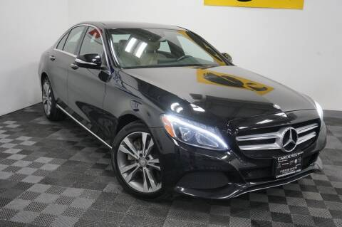 2015 Mercedes-Benz C-Class for sale at Carousel Auto Group in Iowa City IA
