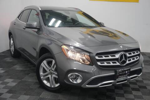 2018 Mercedes-Benz GLA for sale at Carousel Auto Group in Iowa City IA