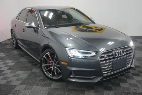 2018 Audi S4 for sale at Carousel Auto Group in Iowa City IA