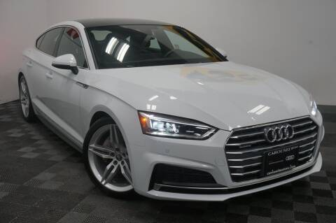 2018 Audi A5 Sportback for sale at Carousel Auto Group in Iowa City IA