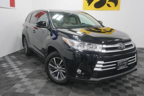 2018 Toyota Highlander for sale at Carousel Auto Group in Iowa City IA