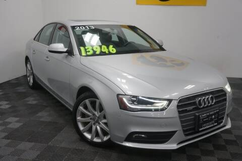 2013 Audi A4 for sale at Carousel Auto Group in Iowa City IA