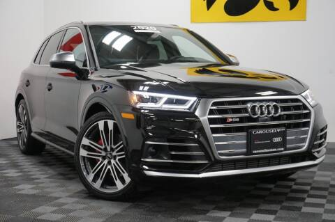 2020 Audi SQ5 for sale at Carousel Auto Group in Iowa City IA