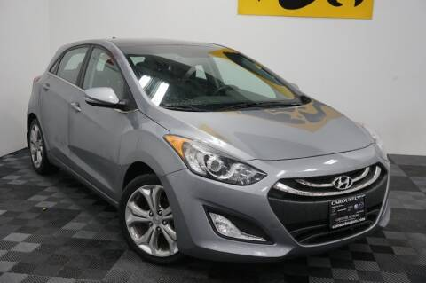 2014 Hyundai Elantra GT for sale at Carousel Auto Group in Iowa City IA