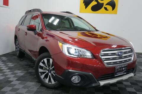 2016 Subaru Outback for sale at Carousel Auto Group in Iowa City IA