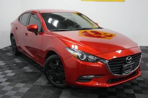 2017 Mazda MAZDA3 for sale at Carousel Auto Group in Iowa City IA