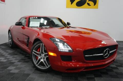 2014 Mercedes-Benz SLS AMG for sale at Carousel Auto Group in Iowa City IA
