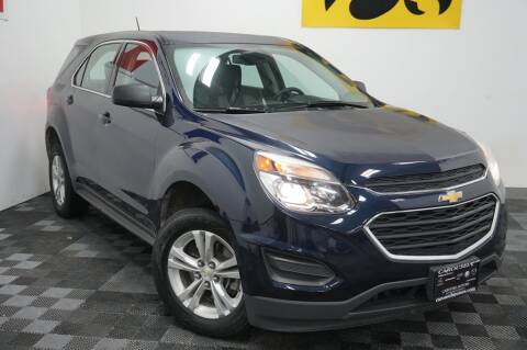 2016 Chevrolet Equinox for sale at Carousel Auto Group in Iowa City IA