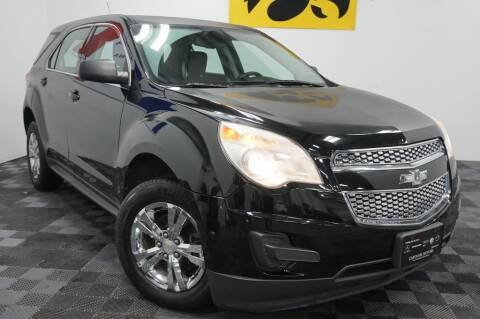 2012 Chevrolet Equinox for sale at Carousel Auto Group in Iowa City IA