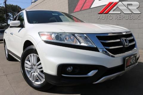 2013 Honda Crosstour for sale in Santa Ana, CA