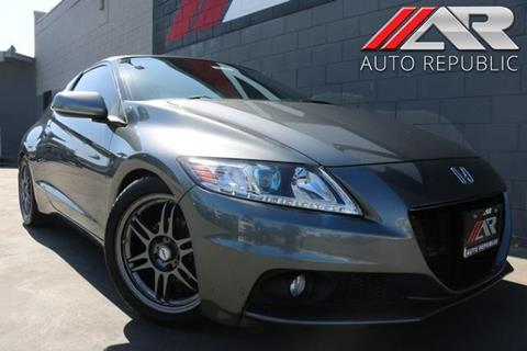 2014 Honda CR-Z for sale in Santa Ana, CA