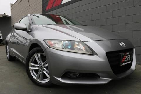 2011 Honda CR-Z for sale in Santa Ana, CA