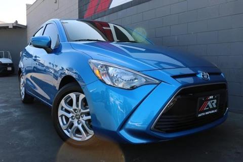 2018 Toyota Yaris iA for sale in Santa Ana, CA