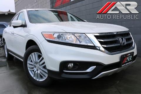 2013 Honda Crosstour for sale in Cypress, CA