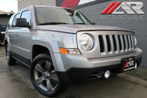 2014 Jeep Patriot for sale in Cypress, CA