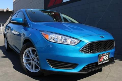 2017 Ford Focus for sale in Cypress, CA