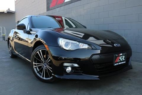 2013 Subaru BRZ for sale in Cypress, CA