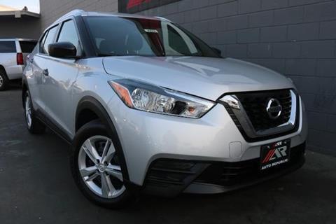 2019 Nissan Kicks for sale in Cypress, CA
