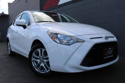 2016 Scion iA for sale in Cypress, CA