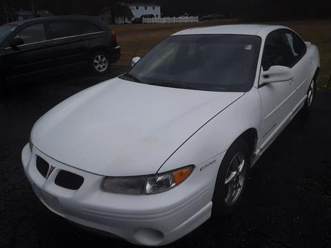 1999 Pontiac Grand Prix for sale in Lordstown, OH