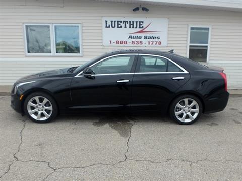 2014 Cadillac ATS for sale in Gladbrook, IA
