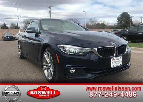 2018 BMW 4 Series for sale in Roswell, NM