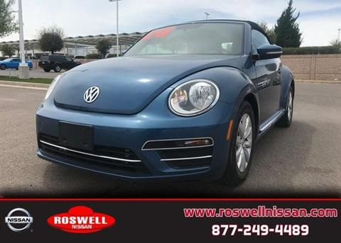 2018 Volkswagen Beetle for sale in Roswell, NM