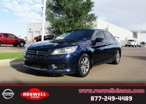 2013 Honda Accord for sale in Roswell, NM