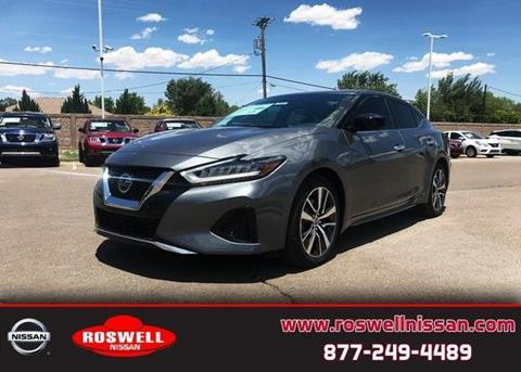 2019 Nissan Maxima for sale in Roswell, NM