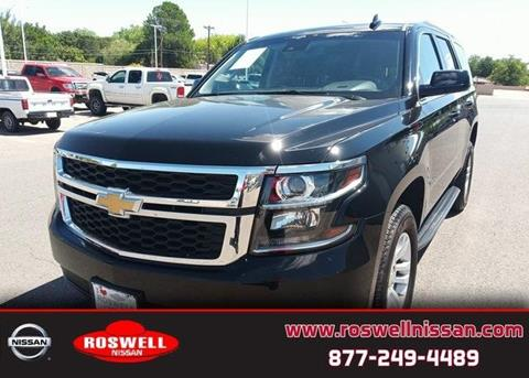 2019 Chevrolet Tahoe for sale in Roswell, NM