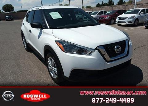 2018 Nissan Kicks for sale in Roswell, NM