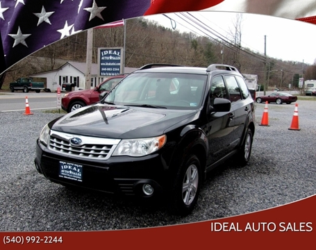 2011 Subaru Forester for sale in Troutville, VA