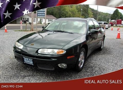 2002 Oldsmobile Aurora for sale in Troutville, VA