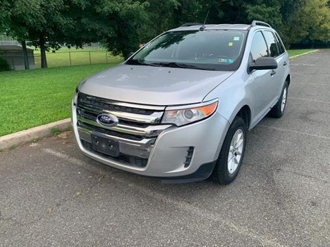 Ford Edge Used >> 2014 Ford Edge For Sale In Plainfield Nj