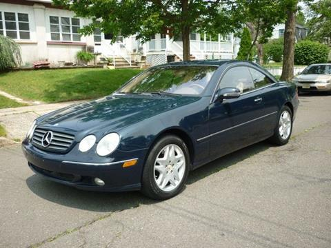 2001 Mercedes-Benz CL-Class for sale in Plainfield, NJ