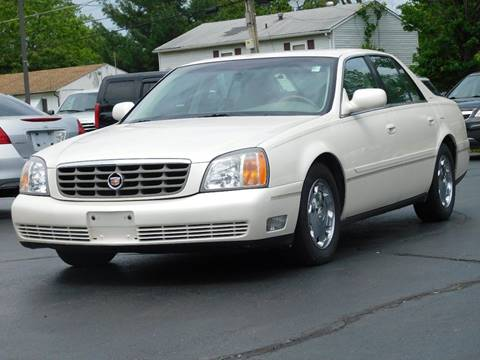2002 Cadillac DeVille for sale in Cincinnati, OH