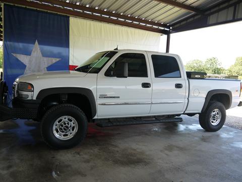 2005 GMC Sierra 2500HD for sale in Atascosa, TX