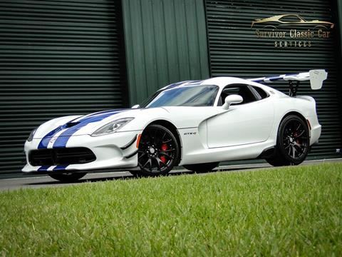 2017 Dodge Viper for sale in Palmetto, FL