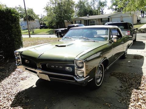 1970 Pontiac Gto Convertible For Sale Craigslist Free Hd Cars