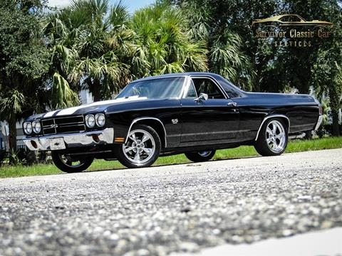 1970 Chevrolet El Camino for sale in Palmetto, FL