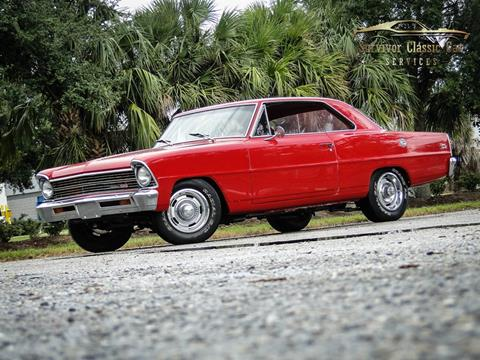 1967 Chevrolet Nova for sale in Palmetto, FL