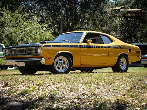 1971 Plymouth Duster for sale in Palmetto, FL