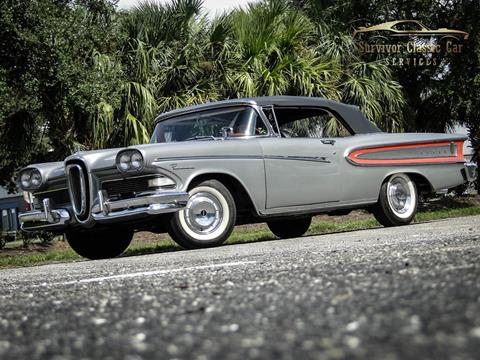 1958 Edsel Pacer for sale in Palmetto, FL