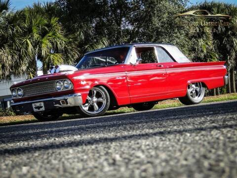 1963 Ford Fairlane for sale at SURVIVOR CLASSIC CAR SERVICES in Palmetto FL