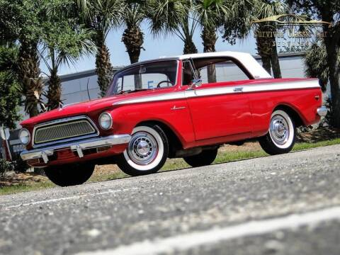 1963 AMC Rambler for sale at SURVIVOR CLASSIC CAR SERVICES in Palmetto FL