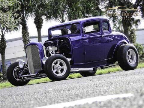 1932 Ford 5 Window for sale at SURVIVOR CLASSIC CAR SERVICES in Palmetto FL