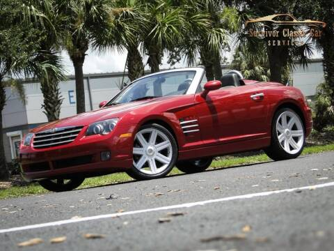 2005 Chrysler Crossfire for sale at SURVIVOR CLASSIC CAR SERVICES in Palmetto FL